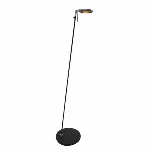 Vloerlamp Turound - Zwart