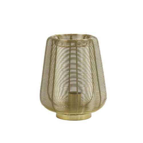 Tafellamp 22x26 cm ADETA - Goud