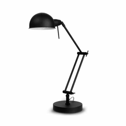 Tafellamp Glasgow - Zwart