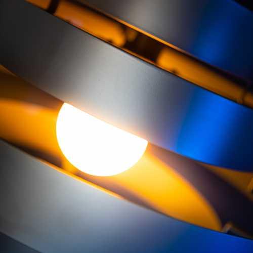 Tafellamp Blagoon 3-ringen - Antraciet