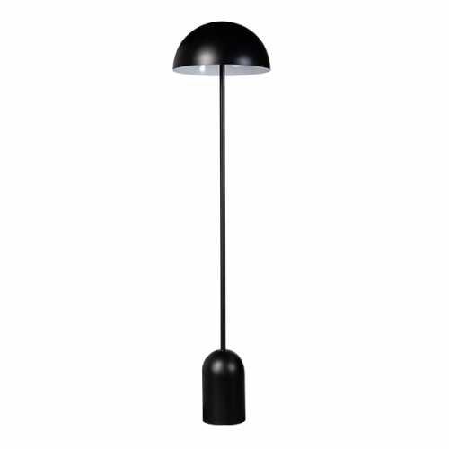 Vloerlamp Bobby metaal - Zwart