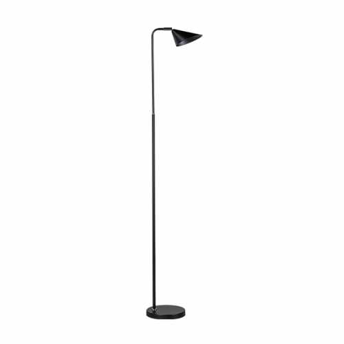 Vloerlamp Galvani LED 3 standen - Zwart