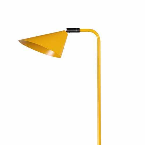 Vloerlamp Galvani LED 3 standen - Geel