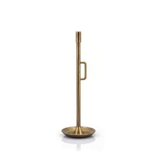 Kandelaar Wick small - Brass