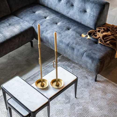 Kandelaar Wick large - Brass