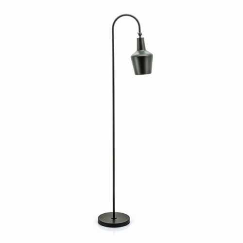 Vloerlamp Zuko - Zwart