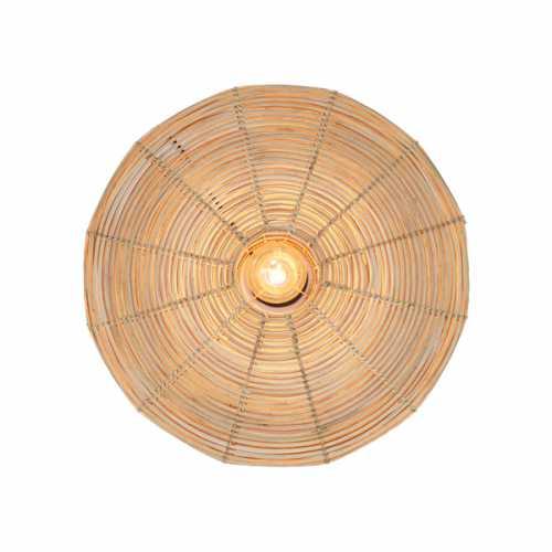 Wandlamp MATAKA 60cm - Rotan naturel