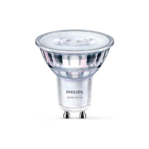 Philips 3-standen GU10 spot Sceneswitch LED 5W