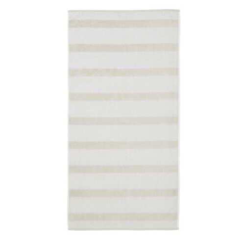 Sheer Stripe Badhanddoek (70x140cm) - Zand
