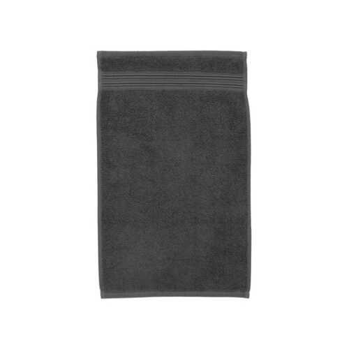 Sheer Gastendoek (30x50cm) - Antraciet