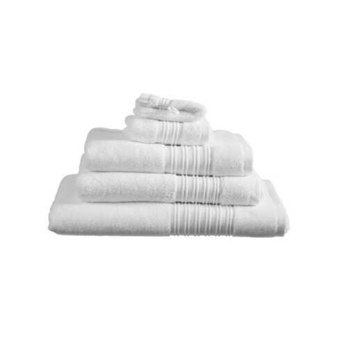 Sheer Handdoek Large (60x110cm) - Wit