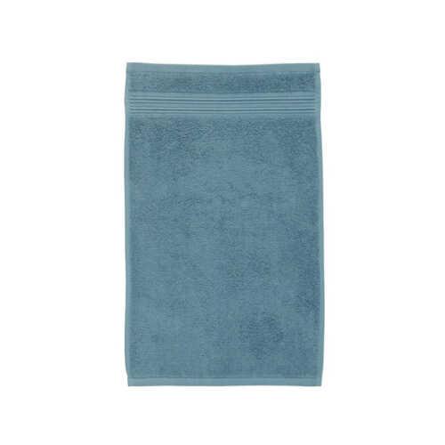 Sheer Gastendoek (30x50cm) - Blauw