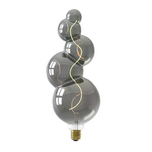 CALEX Alicante LED 4W dimbaar - Titanium