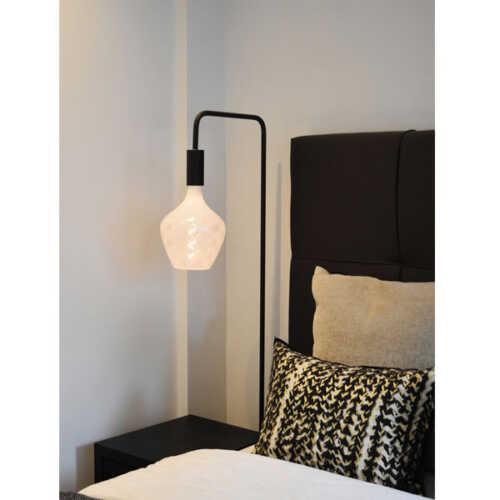 CALEX Versailles Baroque LED 5W dimbaar - Blanc/Wit
