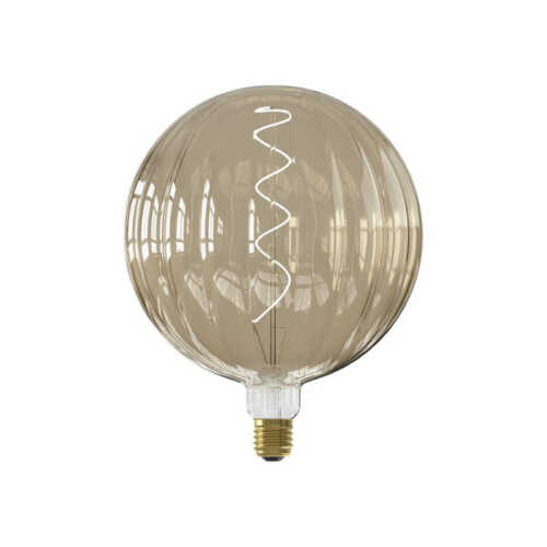 CALEX Pulse Dijon LED 4W dimbaar - Amber