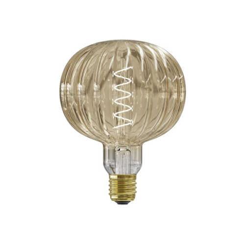 CALEX Pulse Metz LED 4W dimbaar - Amber