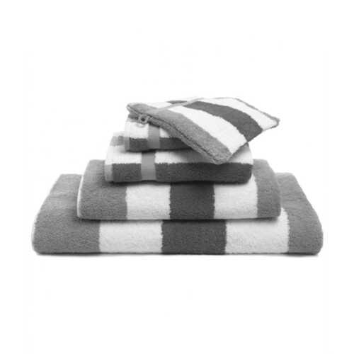 Vandyck VANCOUVER Handdoek (55x100cm) - Mole Grey