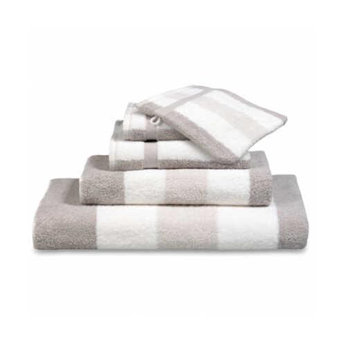 Vandyck VANCOUVER Handdoek (68x127cm) - Linen