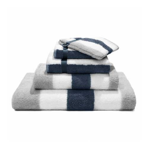 Vandyck VANCOUVER Handdoek (55x100cm) - Jeans Blue