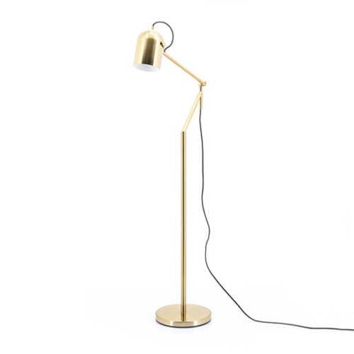 Vloerlamp Sleek - Goud