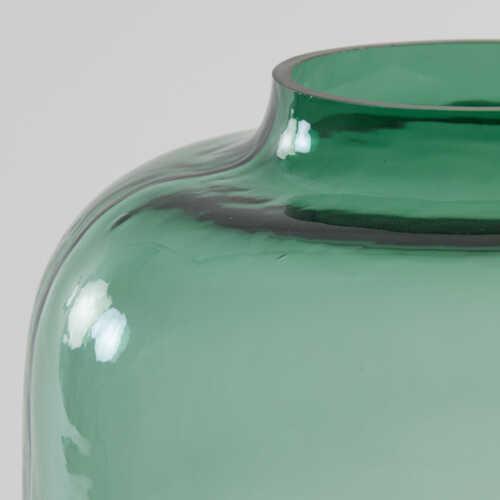 Vaas 34x50cm KOBALA glas - Groen