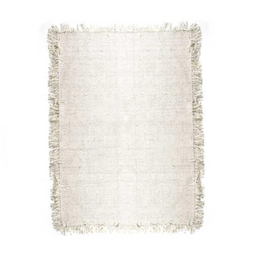 Vloerkleed Woolie 160x230cm - Creme