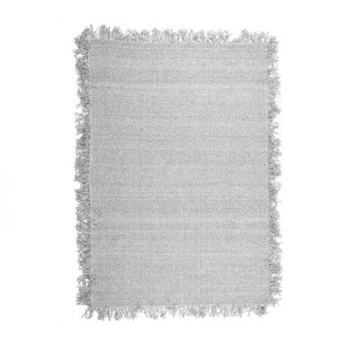 Vloerkleed Woolie 160x230cm - Light Grey