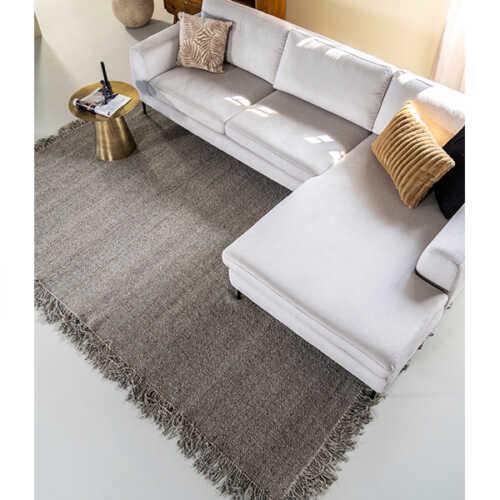 Vloerkleed Woolie 200x290cm - Taupe