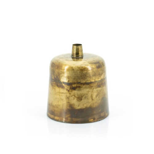 Vaas Dotty small - Bronze Gold