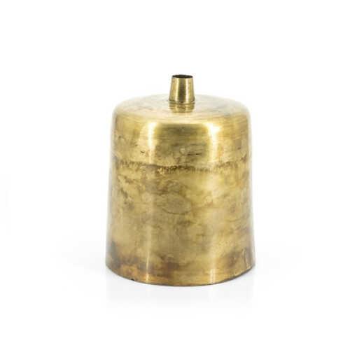 Vaas Dotty large - Bronze Gold