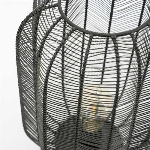 Tafellamp Carbo - Black