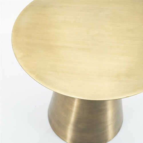 Bijzettafel Mastic - Bronze Gold