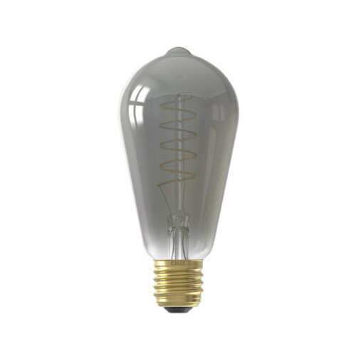 CALEX LED Rustieklamp 4W Titanium