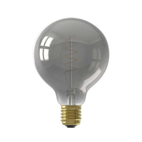 CALEX LED Globelamp 4W Titanium 95mm