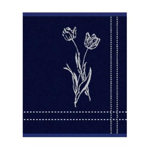 DDDDD Keukendoek Lisse 50x55cm - Blauw