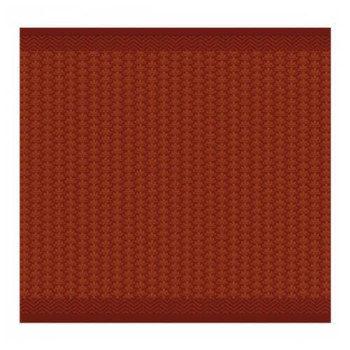 DDDDD Theedoek Petals 60x65cm - Autumn Red
