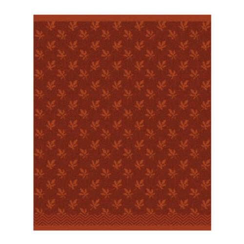 DDDDD Keukendoek Petals 50x55cm - Autumn Red