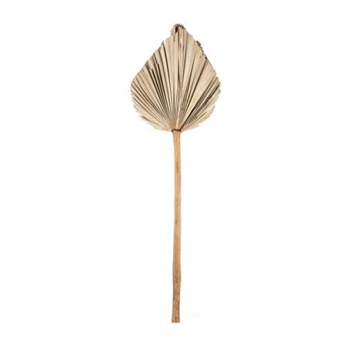 Palm blad King 45x140cm - Naturel